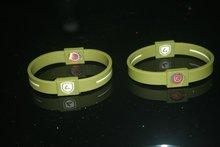 Energy add balances hologram silicone bracelet MARSEILLE
