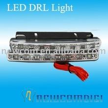 Best price Ultra Bright LED Day Daytime Running Light Kit Lamp DRL DL20