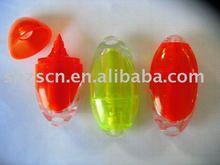 Mini Marker/mini highlighter/mini marker/egg shape marker/transparent shell marker