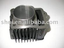 motorcycle cylinder block (C70)