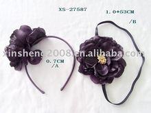 2012 hot large flower hair band