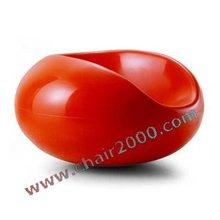 JH-075 Pastil Chair-China Jiaohui fiberglass modern classic designer furniture factory