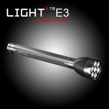 1050 lumens high power long run time LED torch Light E3