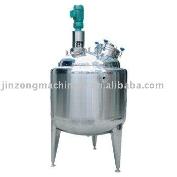 Pharmaceutical Machine: YFP series Collocation Tank,Concentrated-Collocation Tank,Diluter-Collocation Tank