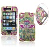 New for Apple Iphone3g 3gs Diamond Hard Design Case Cover