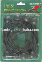 Dia 8mmx60cm round ball bungee cord tie downs