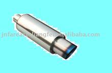 universal stainless steel exhaust muffler