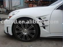 G35/G37 CAR CARBON FIBER /GLASS FIBER FENDER FOR 08-10 INFINITI G35/G37 4DR JP STYLE
