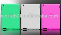 Thumbprint TPU Plastic Case For Apple iPad 2
