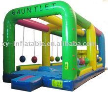 Gauntlet Wet / Dry inflatable sport games