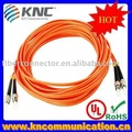 multimodo de fibra óptica patch cord