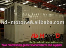 Big Power 1000KW Diesel Generators