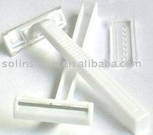 D101 plastic disposable shaving razor