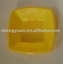 plastic plate and plastic lid