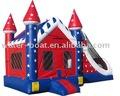 venta caliente castillo hinchable inflable