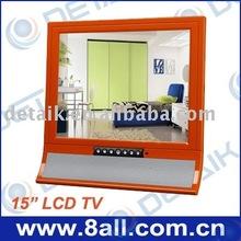 Fashion 15 inch LCD TV, DESKTOP LCD TV