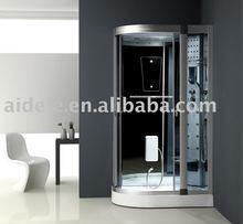 corner shower box