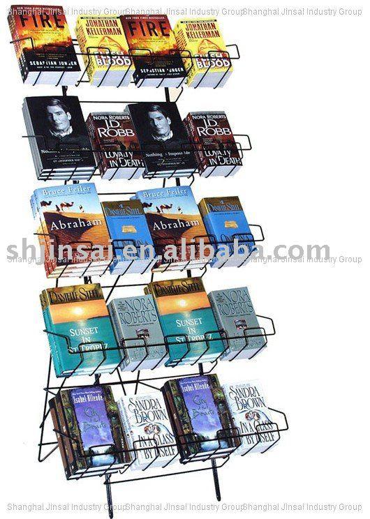 Book Display Rack Plans