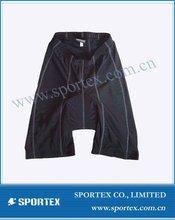 2012 standard black padding cycling shorts cycling wear