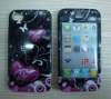 New Fashion Heart hard case skin faceplate cover for iphone 4 4G