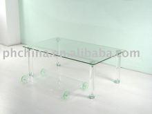 JAD-272 New Fashion Plexiglass Dining Table