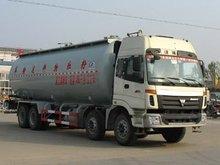 8 X 4 pó a granel bens petroleiro CLW caminhão