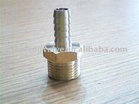 brass single tail barb