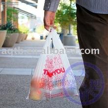 """thank you"" t-shirt bag shopping bag"