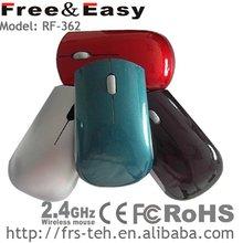 2011 mini 2.4g laptop mouse wireless(RF-362)