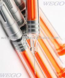 STERILE DISPOSABLE prefillable syringes