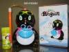 Plastic kids' hot penguin bubble water toy BZH110082