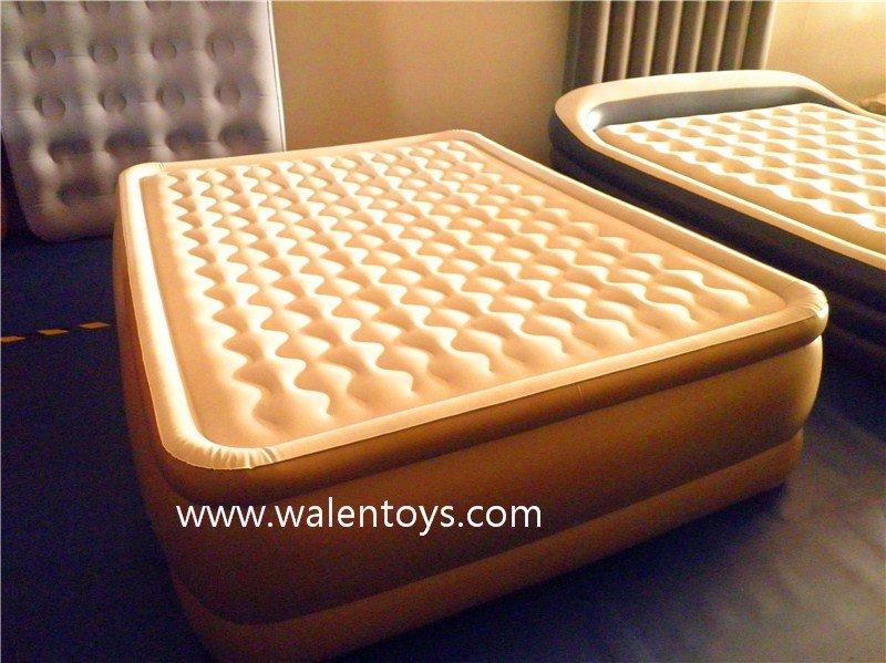 aufblasbares bett des k nigs matratzen produkt id 403562810. Black Bedroom Furniture Sets. Home Design Ideas