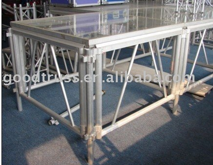 See larger image wedding stage decoration Movable stage