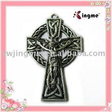 St Benedict retro Religious Crucifix