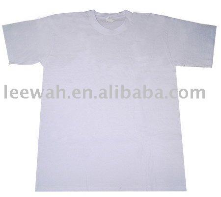 blank white t shirt template. Blank T-Shirt Design Template