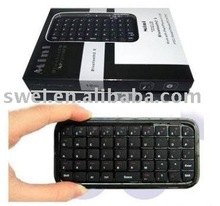 bluetooth wireless keyboard for iPAD iPhone 4G PS3 Smart Phone PC HTPC