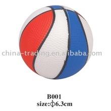 mini soft basketball pu foam ball