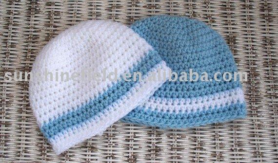 Crochet Beanie – Blue Sky Alpacas