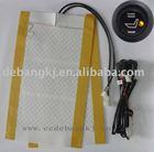 Universal Hi-off-Lo Round Switch Seat Heater ,carbon fiber heat pad,