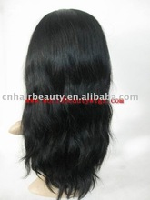 "stock full lace wig 12"",1b#,body wave,indian remy and delivery time2-3 work days"