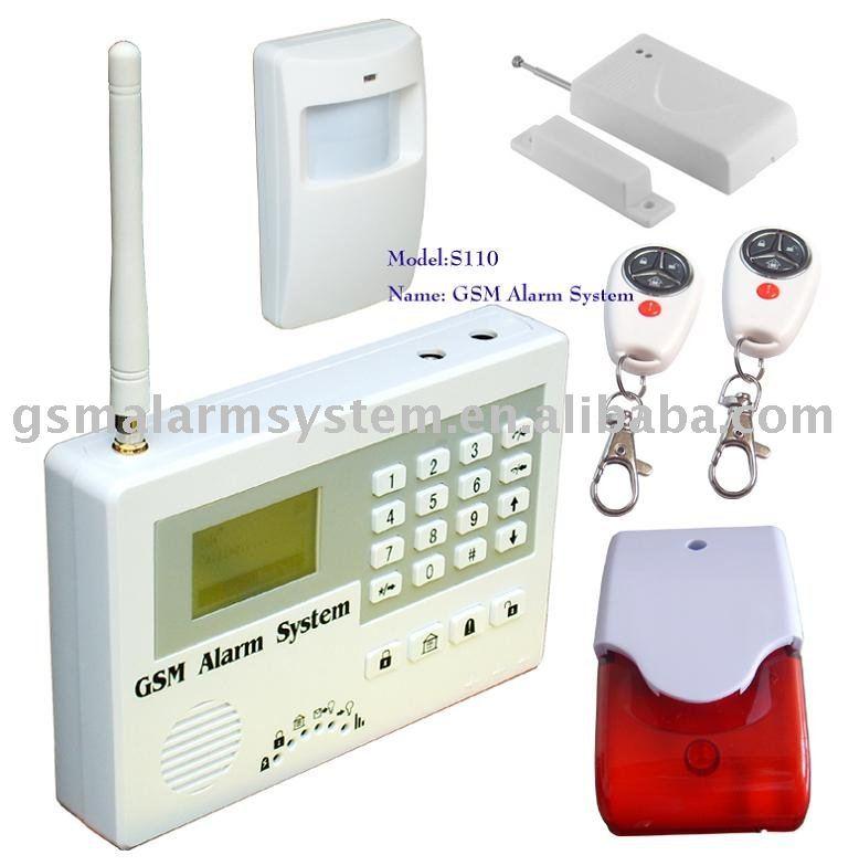 Home Wireless Alarm