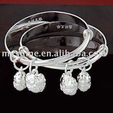 Myshine Most Popular sterling silver bracelet kids craft