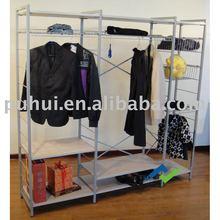 good looking modular garment closet