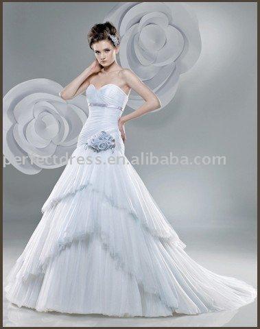 Stackup Royal blue wedding dresses luxuri NSW0724