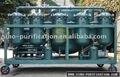 Los residuos de aceite re - perfeccionar la máquina, la turbina de agua