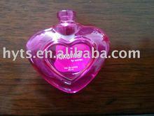 heart shape perfume bottle