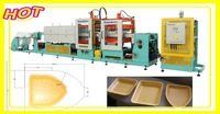 Vacuum Form absorption tray making machine