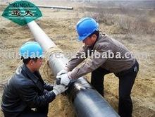 Polyethylene Butyl tape for gas oil water pipe