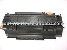 Empty laser Toner cartridge compatible for HP Q7553A