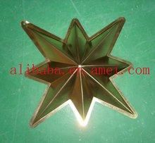 plastic Christmas tree star